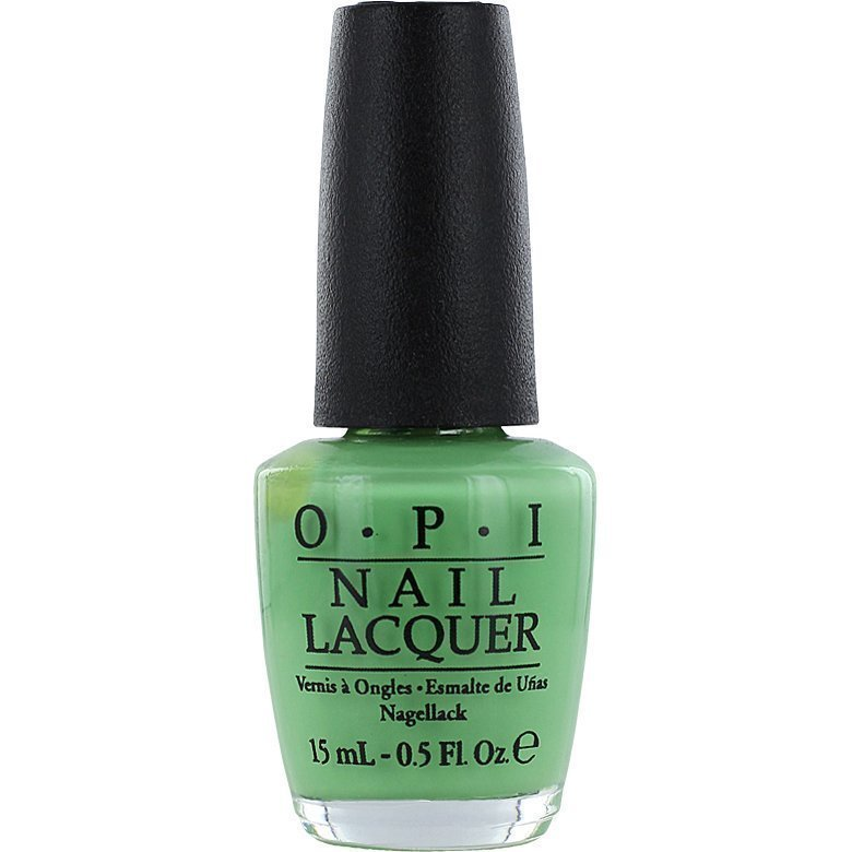 OPI Nail Lacquer You Are So Out Of Lime! 15ml