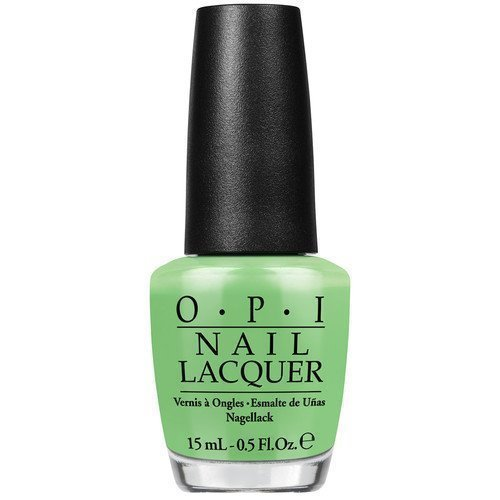 OPI Nail Lacquer You Are So Outta Lime