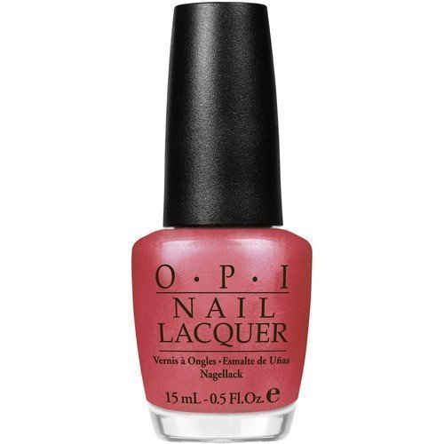 OPI Nail Lacquer Your Web or Mine?