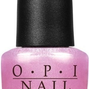 OPI Nail Laqcuer Pedal Faster Suzi!