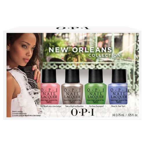 OPI New Orleans Collection Mini Pack