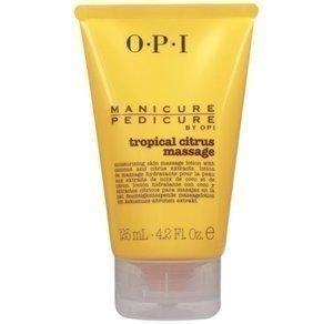 OPI Tropical Citrus Massage