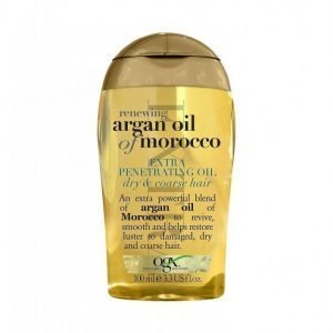 Ogx Argan Oil Extra Penetrating Oil Hiusöljy