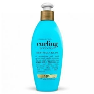 Ogx Argan Oil Of Morocco Curling Perfection Defining Cream 177 Ml