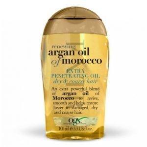 Ogx Argan Oil Of Morocco Extra Penetrating Oil 100 Ml