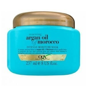Ogx Argan Oil Of Morocco Intense Moisture Mask 237 Ml