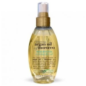 Ogx Argan Oil Of Morocco Weightless Revivng Dry Oil 118 Ml