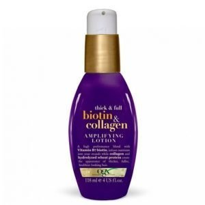 Ogx Biotin / Collagen Amplifyying Lotion 188 Ml