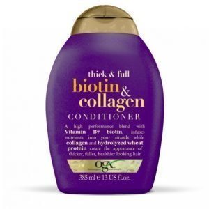 Ogx Biotin / Collagen Conditioner 385 Ml Hoitoaine