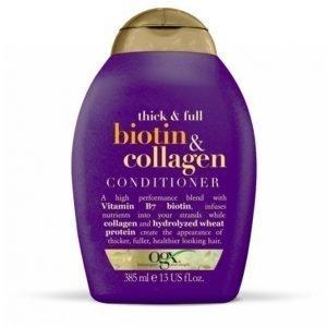Ogx Biotin / Collagen Conditioner 385 Ml Hoitoaine