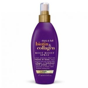 Ogx Biotin / Collagen Root Spray 177 Ml