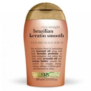 Ogx Brazilian Keratin Serum 100 Ml