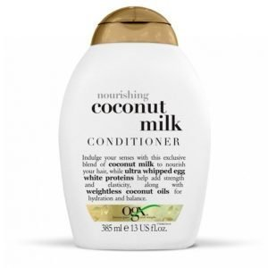 Ogx Coconut Milk Conditioner 385 Ml Hoitoaine