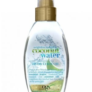 Ogx Coconut Water Weightless