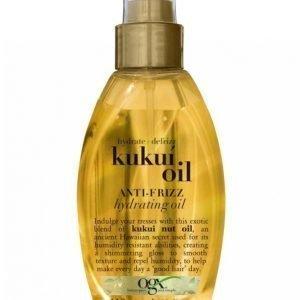 Ogx Kukui Anti Frizz Hydrating Oil 118 Ml