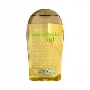 Ogx Macadamia Oil Penetrating Oil Hiusöljy
