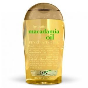 Ogx Macadamia Penetration Oil 100ml