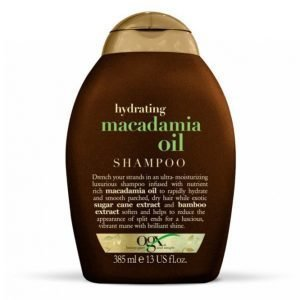 Ogx Macadamia Shampoo 385 Ml