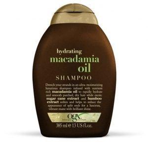 Ogx Ogx Macadamia Oil Shampoo 385 ml