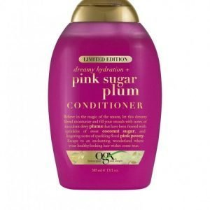 Ogx Pink Sugar Plum Conditioner 385 Ml Hoitoaine