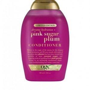 Ogx Pink Sugar Plum Conditioner 385 Ml Hoitoaine