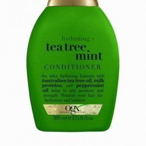 Ogx Teatree Mint Conditioner 385 Ml Hoitoaine