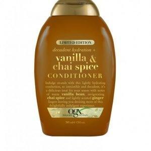Ogx Vanilla & Chai Spice Conditioner 385 Ml Hoitoaine