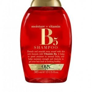 Ogx Vitamin B5 Shampoo 385 Ml