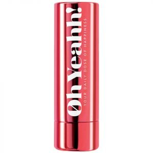 Oh Yeahh! Happiness Lip Balm Red