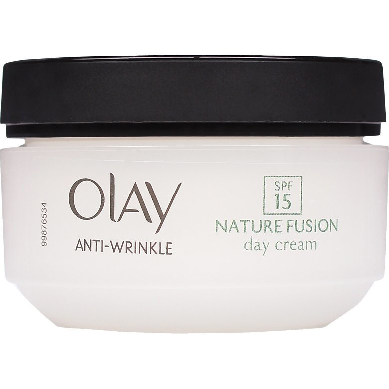 Olay Anti-Wrinkle Nature Fusion Anti-Aging  Day Cream 50ml