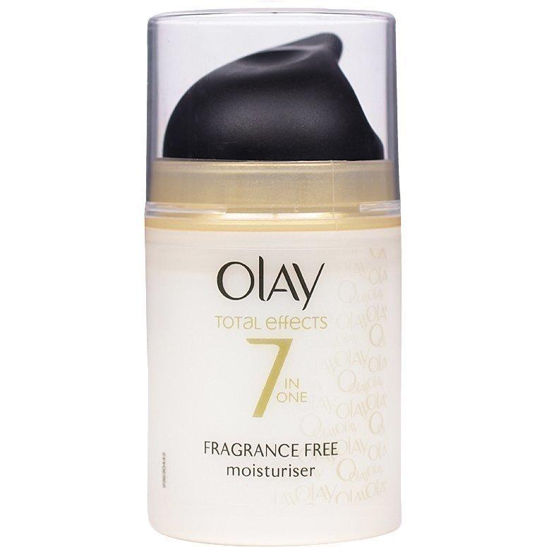 Olay Total Effects Day Creme Sensitive 50ml  (Parfymfri)