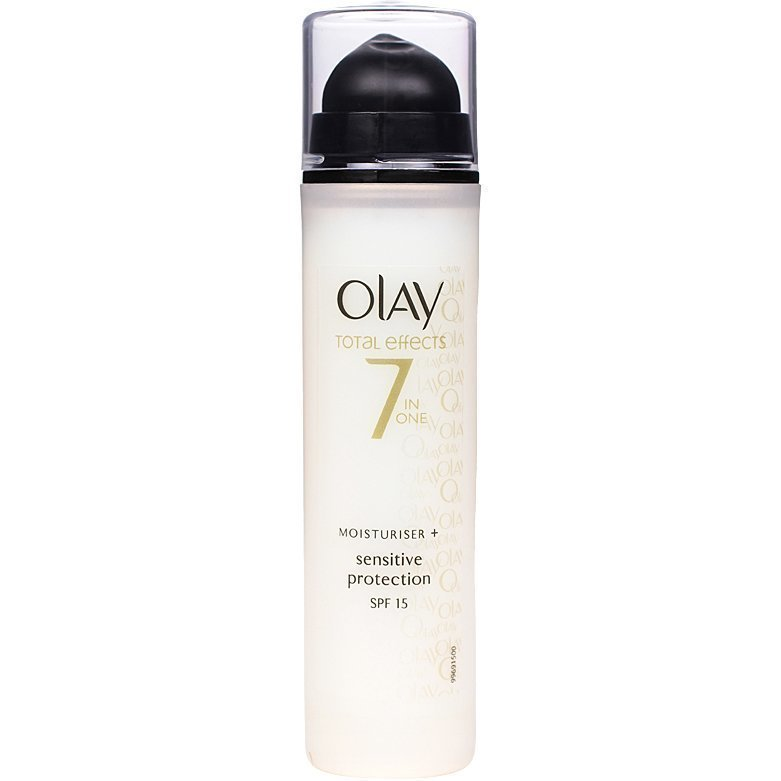 Olay Total Effects Day Creme Sensitive SPF15 50ml