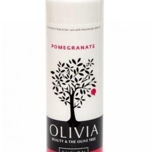 Olivia Fusion Body Lotion Pomegranate 300 Ml Vartalovoide