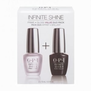 Opi Duo Pack Prime Base Coat & Gloss Top Coat Kynsilakka