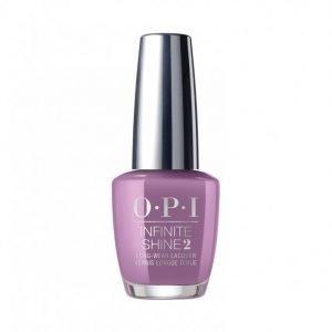 Opi Infinate Shine One Heckla Of A Color! Kynsilakka Lilac