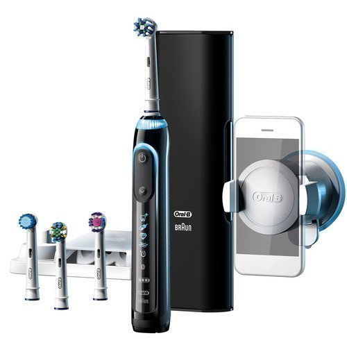 Oral-B Genius 9000 Electric Toothbrush Black