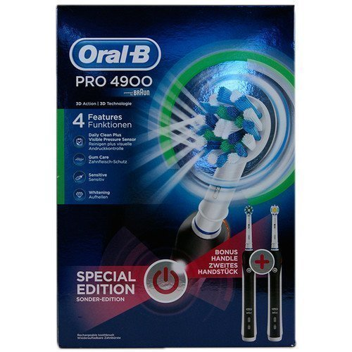 Oral-B PRO 4900 3D Action Black