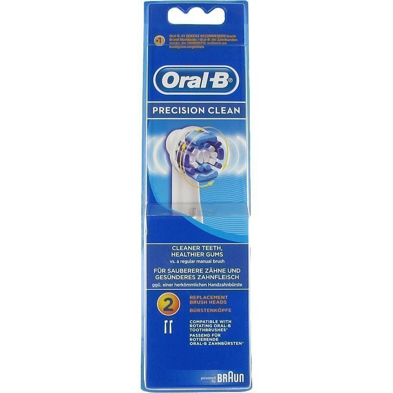 Oral-B Precision Clean 2 Brush Heads