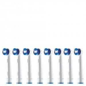 Oral-B Precision Clean Replacement Toothbrush Heads 8 Pack