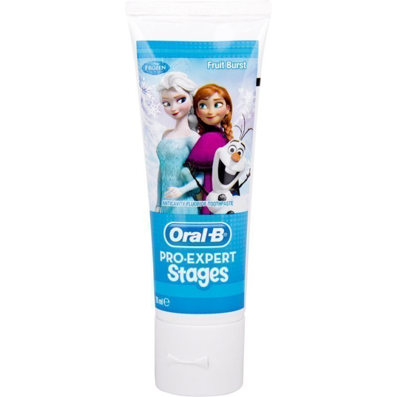 Oral-B Pro-Expert Staged Frozen Fruit Burst 75ml