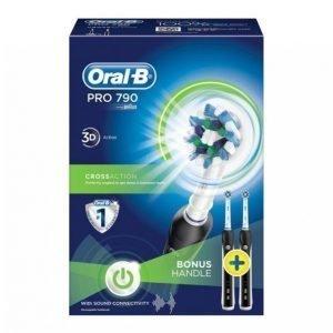 Oral B Pro790 Sähköhammasharjat 2-Pakkaus