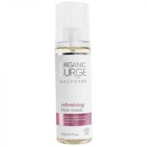 Organic Surge Daily Care Refreshing Face Wash 200 Ml