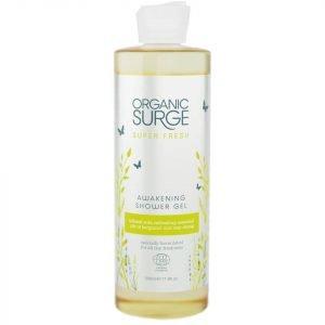 Organic Surge Super Fresh Awakening Shower Gel 500 Ml