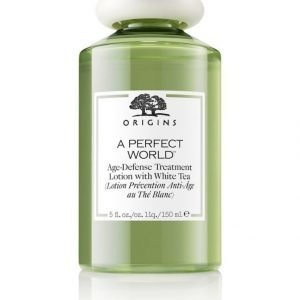 Origins A Perfect World Age Defence Treatment Lotion With White Tea Emulsio 150 ml