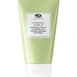 Origins A Perfect World Antioxidant Cleanser With White Tea Puhdistustuote 150 ml