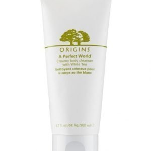Origins A Perfect World Creamy Body Cleanser With White Tea Vartalonpesugeeli 200 ml