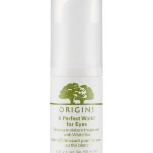 Origins A Perfect World For Eyes Firming Moisture Treatment With White Tea Silmänympärysvoide 15 ml