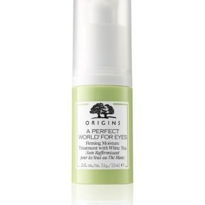Origins A Perfect World For Eyes Moisture Treatment With White Tea Silmänympärysvoide 15 ml