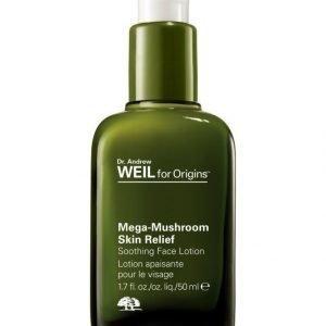 Origins Dr. Weil Mega Mushroom Advanced Soothing Face Lotion Kasvoemulsio 50 ml