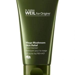 Origins Dr. Weil Mega Mushroom Skin Relief Face Cleanser Puhdistustuote 150 ml